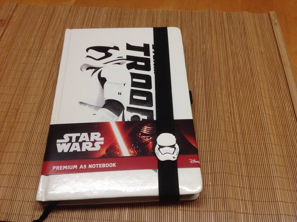 Notizbuch Star Wars Stormtrooper DIN A5
