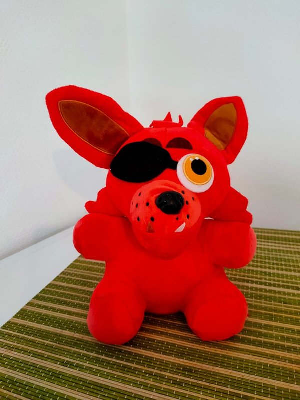 Five Nights at Freddys Foxy Red Plüsch 30 cm