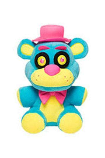 Five Nights at Freddy's Plüschfigur Neon Freddy 15 cm
