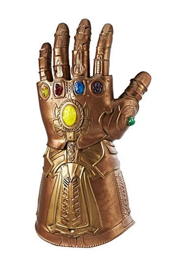 Marvel Legends Elektronischer Machthandschuh Infinity War Thanos Gauntlet