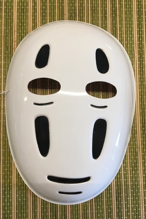 Anime Maske No Face Cosplay