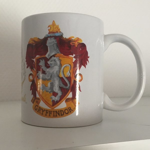 Tasse Harry Potter Gryffindor 0,25l.