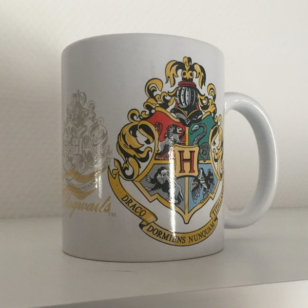 Tasse Harry Potter Hogwarts 0,25l.
