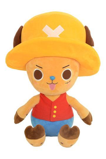 One Piece Plüschfigur Chopper x Ruffy 20 cm