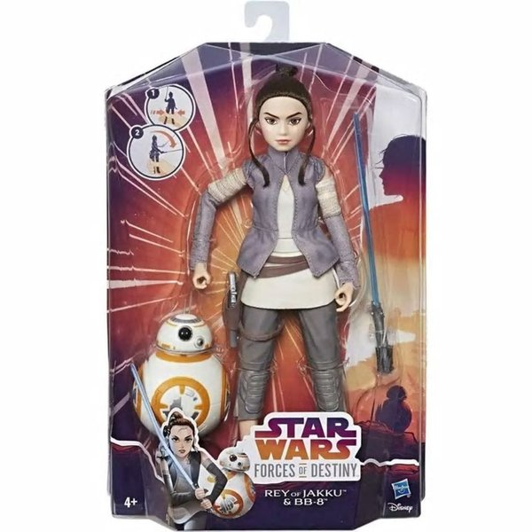 Star Wars Forces of Destiny Friends - Rey und BB8