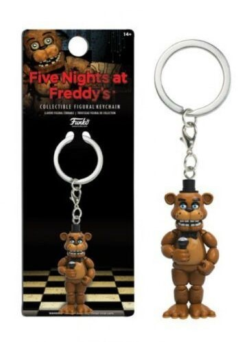 FNAF Five Nights at Freddys Schlüsselanhänger - Freddy