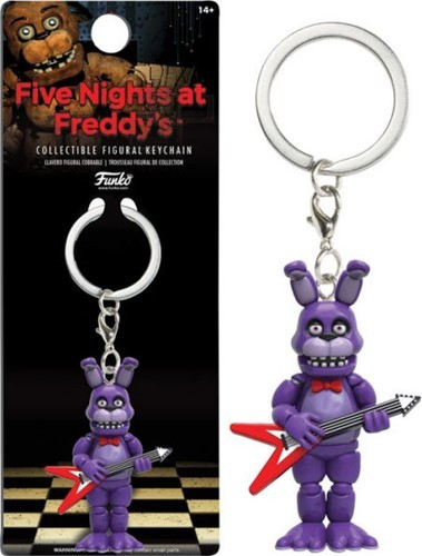 FNAF Five Nights at Freddys Schlüsselanhänger - Bonnie